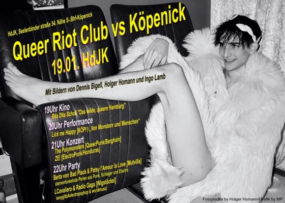 Queer Riot Club Köpenick