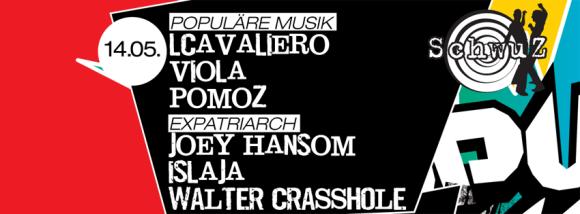 schwuz lcavaliero populärmusik
