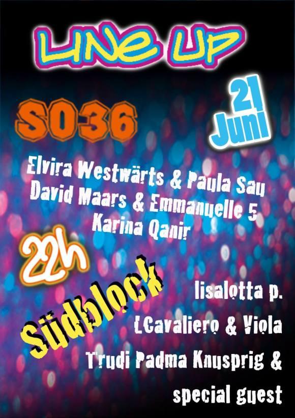 Block 36 Südblock LCavaliero