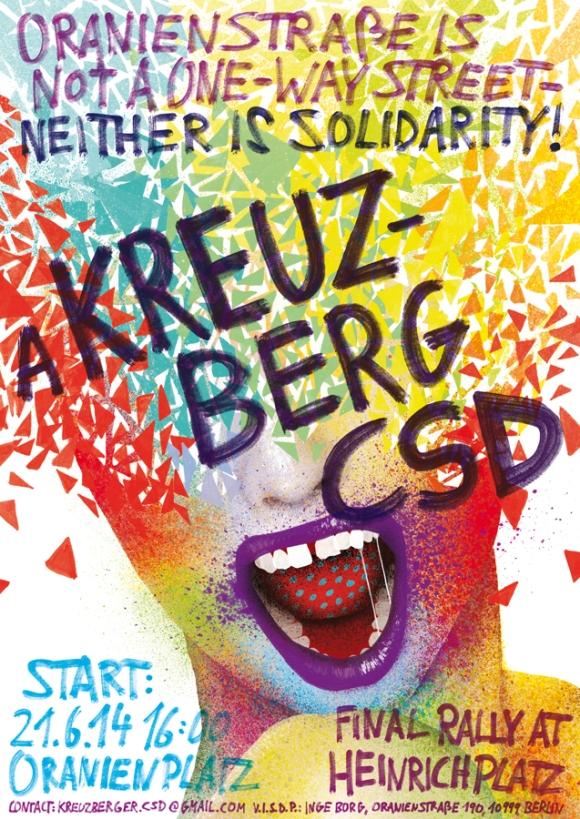 Kreuzberger CSD