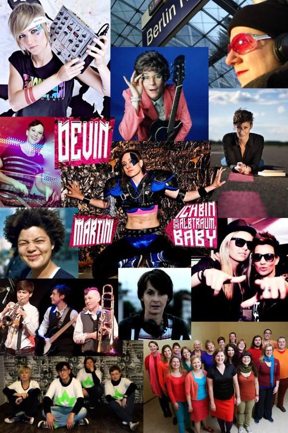 LesbischSchwules Stadfest FrauenLesbenTrans* LCavaliero