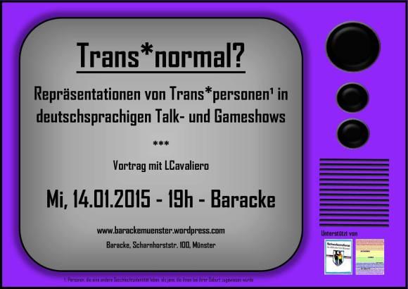 LCavaliero Vortrag Trans*normal?