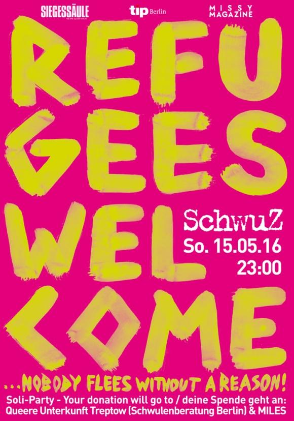 refugeeswelcome LCavaliero SchwuZ