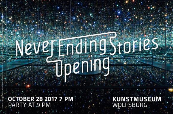 Never ending stories kunstmuseum wolfsburg LCavaliero DJ